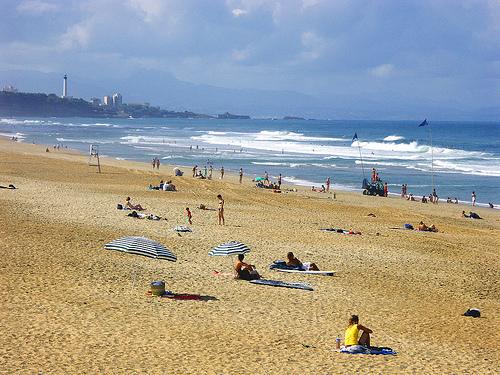 Biarritz  Anglet  Bayonne   Le Bab En Photos
